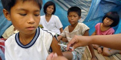Nell'ultimo mese almeno 70 persone sono morte di morbillo nelle Filippine