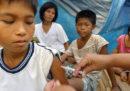 Nelle Filippine c'è un'epidemia di morbillo