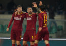 Frosinone-Roma in TV o in streaming