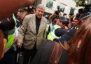 Il tribunale di Melbourne ha revocato la libertà su cauzione al cardinale George Pell