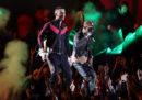 Il video del concerto all'intervallo del Super Bowl