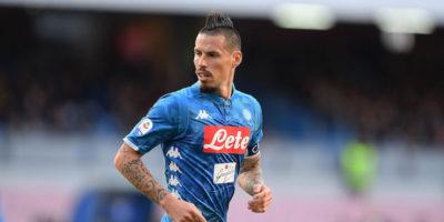 Marek Hamsik lascia il Napoli