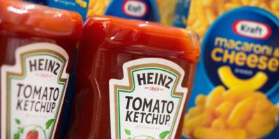 Kraft-Heinz ha qualche guaio