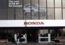 Honda chiuderà una grossa fabbrica di auto nel Regno Unito
