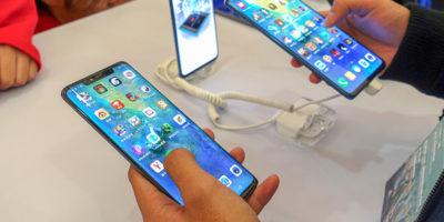 Gli smartphone cinesi vanno forte in Europa