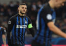 Mauro Icardi non è più il capitano dell'Inter