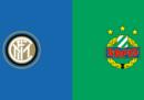 Inter-Rapid Vienna di Europa League in TV e in streaming