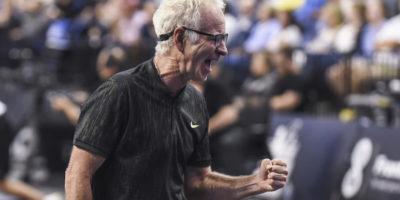 60 anni da John McEnroe
