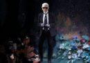 È morto Karl Lagerfeld