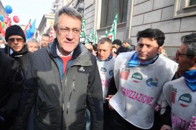 Orario partenza pullman CISL da Rieti per la Manifestazione Nazionale di Roma