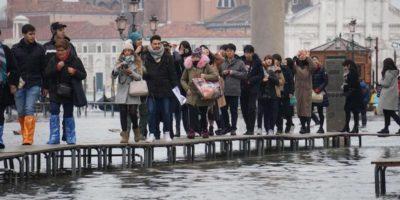I danni del maltempo nel nord e nel centro Italia