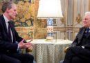 Mattarella ha incontrato al Quirinale l'ambasciatore francese appena rientrato in Italia