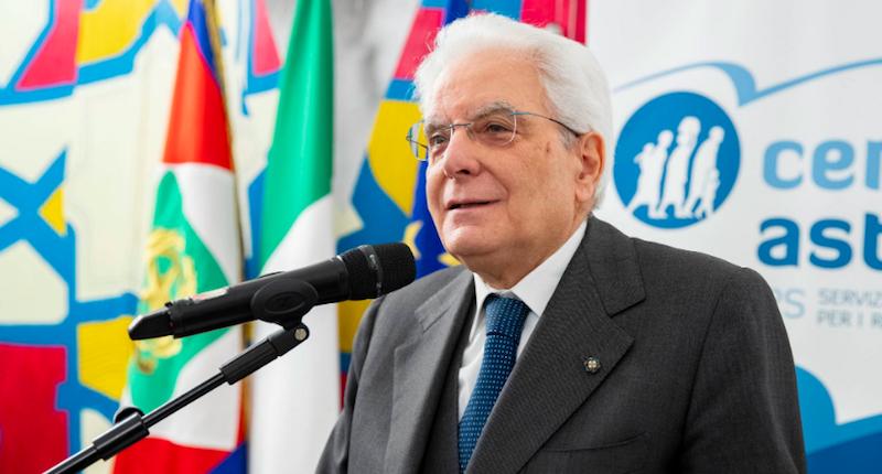 Big Ue con Guaidò ma non l'Italia, monito di Mattarella