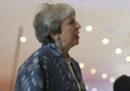 Il Parlamento britannico voterà l'accordo su Brexit entro il 12 marzo, ha detto Theresa May