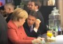 Il video integrale del dialogo tra Conte e Merkel a Davos