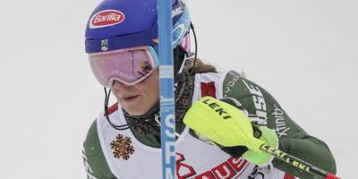 Mikaela Shiffrin ha vinto lo slalom speciale femminile ai Mondiali di sci in Svezia