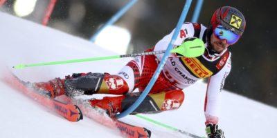 Marcel Hirscher ha vinto lo slalom speciale di Åre, ultima gara dei Mondiali di sci