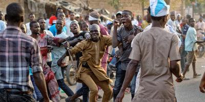 Nigeria, Buhari si conferma presidente