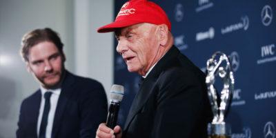 Niki Lauda ha settant'anni