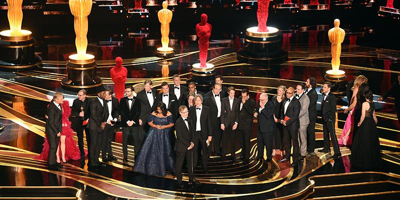 Gli Oscar per chi si sveglia ora