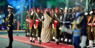 Arabia Saudita e Pakistan hanno concluso diversi accordi sugli investimenti e sul commercio per un valore di 20 miliardi di dollari
