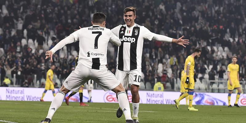 Serie A, le partite della 24ª giornata