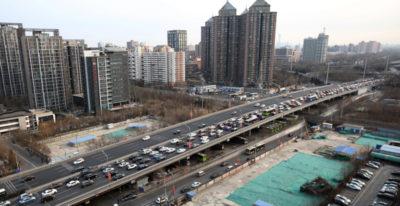 A Pechino bisogna vincere una lotteria per potersi comprare un'auto nuova