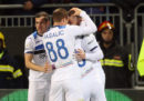 Negli ultimi due posticipi di Serie A, Lazio e Atalanta hanno vinto in trasferta contro Frosinone e Cagliari