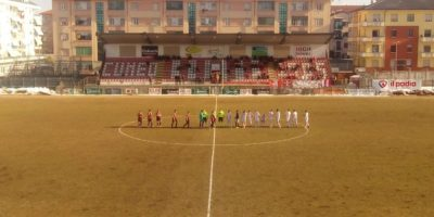 Il Pro Piacenza ha perso 20-0 contro il Cuneo