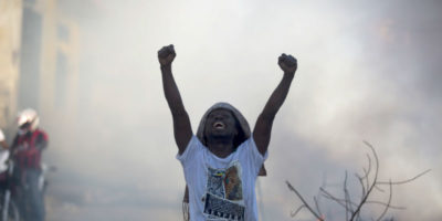 A Haiti si continua a protestare