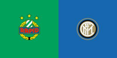 Dove vedere Rapid Vienna-Inter in TV e in streaming