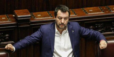 La Giunta per le immunità del Senato ha negato l'autorizzazione a procedere per Salvini