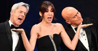 Le foto della prima serata di Sanremo
