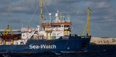 """L'inganno di dire che la Sea Watch 3 è uno """"yacht"""""""