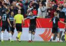 La Lazio è stata eliminata dall'Europa League