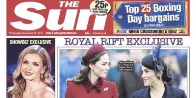 I tabloid britannici tormentano Meghan Markle