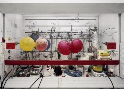 Le macchine, fotografate da Thomas Struth
