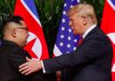 Il prossimo incontro tra Trump e Kim Jong-un