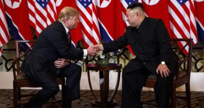 Donald Trump e Kim Jong-un insieme, di nuovo