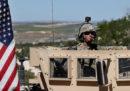 Dopo il ritiro del proprio esercito dalla Siria, gli Stati Uniti lasceranno 200 soldati nel paese per le operazioni di peacekeeping