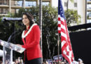 La deputata americana Tulsi Gabbard si è ufficialmente candidata alle primarie Democratiche per le prossime elezioni presidenziali