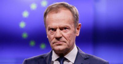 I promotori di Brexit andranno all'inferno, dice il presidente del Consiglio europeo
