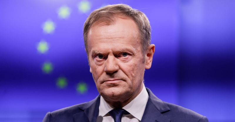 Donald Tusk: c'è un posto all'inferno per chi ha voluto la Brexit