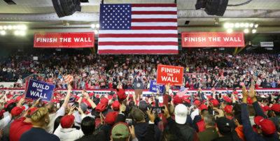 Trump e il muro che non esiste