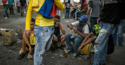 Cos'è successo nel weekend in Venezuela