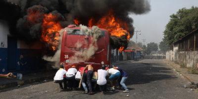 Niente aiuti umanitari per il Venezuela