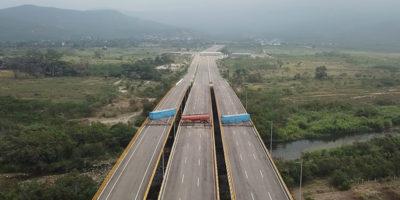 Il Venezuela sta bloccando gli aiuti umanitari dall'estero