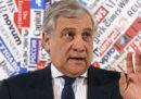 Cosa pensa Antonio Tajani di Benito Mussolini