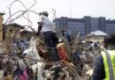 Sono venti i morti nel crollo di un edificio che ospitava una scuola a Lagos, in Nigeria
