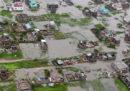 Il presidente del Mozambico ha detto che le persone uccise da un ciclone potrebbero essere più di mille